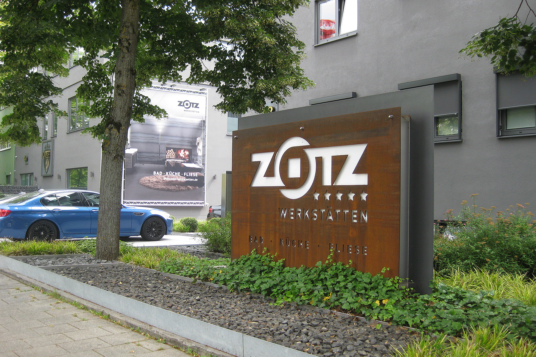 Showroom Zotz in München